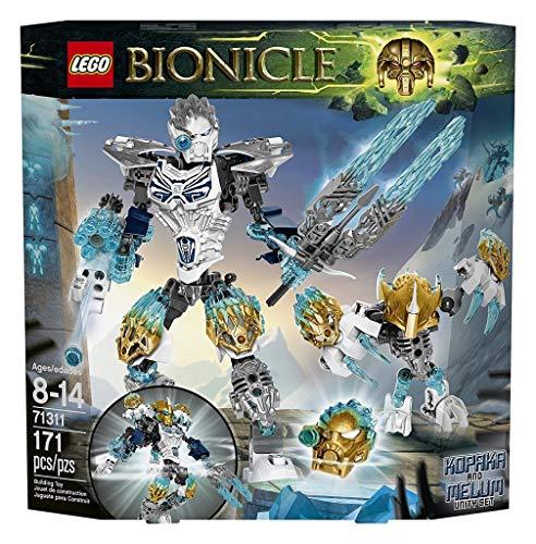 LEGO Bionicle 71311 - Kopaka und Melum – Kombi-Set