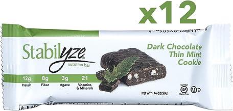 Stabilyze Nutrition Bar - Dark Chocolate Mint