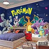 Papier Peint Pokémon Pikachu Rev...