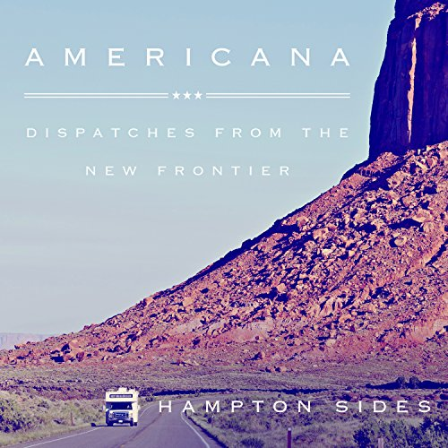 Americana audiobook cover art