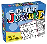 2021 The Daily Jumble® Boxed Daily Calendar