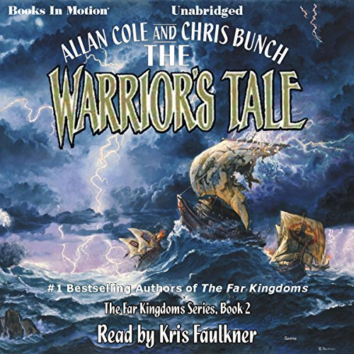 The Warrior's Tale cover art