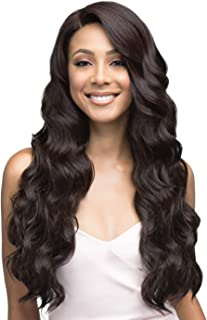 Bobbi Boss Human Hair Blend 360° Swiss Lace Wig - MBLF260 Rae (M2/99J)