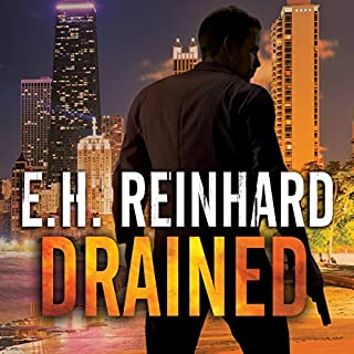 Drained audiobook cover art