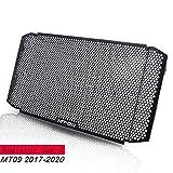 MT09 2017-2019 Raffreddamento Custodia Alluminio Griglia Radiatore Acqua Raffreddamento Radiator Guard per MT09 MT-09 MT 09 SP 2017 2018 2019