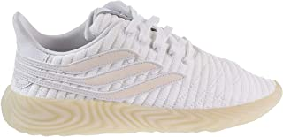 huge discount 769be 7d372 adidas Sobakov (Running WhiteCrystal White) Mens Shoes B41955