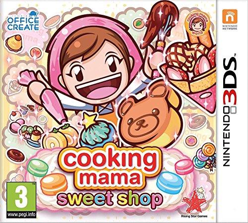 Cooking Mama - Sweet Shop Jeu 3DS