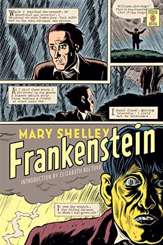Frankenstein: (Penguin Classics Deluxe Edition)