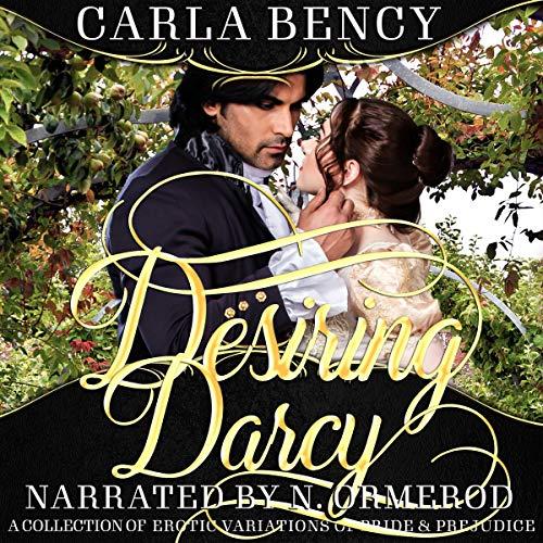 『Desiring Darcy』のカバーアート