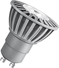 Osram LED Superstar PAR16 973146 5 Watt (Replaces 50 Watts) GU10 Socket Extra Warm Tone (850) Reflector Shape 50 mm 230 V ...