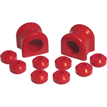 Prothane 4-1117 Red 28 mm Front Sway Bar Bushing Kit