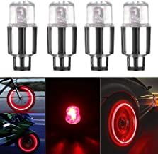 Valve Stem LED CAP for Bike Bicycle Car Motorcycle Wheel Tire Light lamp 12cm