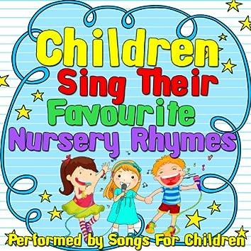Children Sing Their Favourite Nursery Rhymes