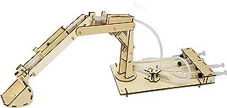 木で作る 水圧式シャベル 自由研究 夏休み 工作 イベント 体験 教室 子供 宿題 プレゼント