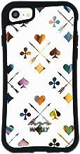 iPhone SE 第2世代 ケース iPhone8 ケース iPhone7ケース どこでもくっつくケース WAYLLY(ウェイリー) iPhone6sケース iPhone6ケース 着せ替え 耐衝撃 米軍MIL規格 [WAYLLY×La Lei...
