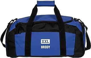 Brody Gets A Gym Bag: Gym Duffel Bag