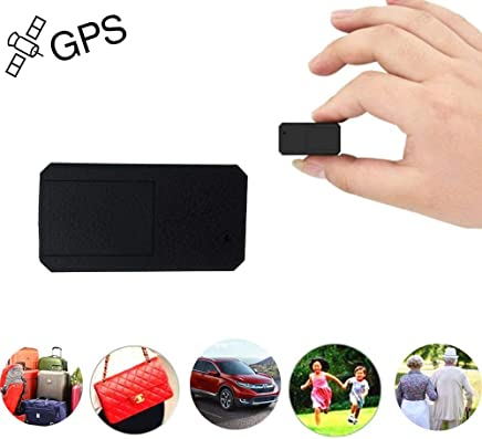 TK901 - Mini rastreador GPS antirrobo de seguimiento en tiempo real en la aplicación, localizador GPS antipérdida, dispositivo de seguimiento para bolsas, lotes de niños, documentos importantes