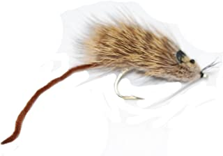 Ospika Gear Fly Fishing Fly, Mouserat Pattern