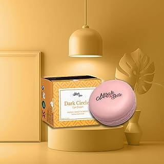 Mirah Belle - Organic Dark Circles Eye Cream - Anti Aging, Even Skin Tone - Best for Men and Women - Sweet Almond, Papaya,...