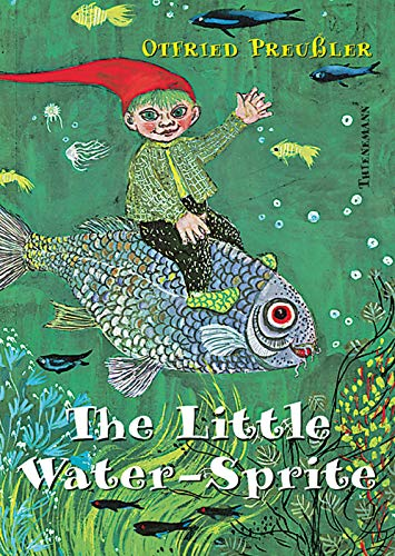 The Little Water-Sprite: Englisch lernen mit dem kleinen Wassermann