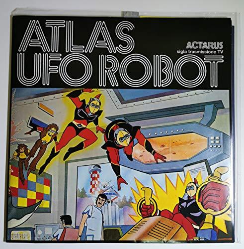 Atlas Ufo Robot (Rsd18)