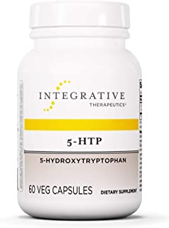 Integrative Therapeutics - 5-HTP (5-Hydroxytryptophan) - Support for Sleep and Mood Regulation - 60 Capsules