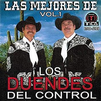 Las Mejores de Los Duendes del Control, Vol. 1