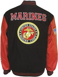 JWM Men's Varsity Jacket US Marines