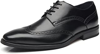 La Milano Mens Double Monk Strap Slip-on Loafer Oxford Formal Business Casual Dress Shoes for Men Black Size: 12
