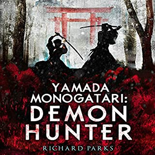 Yamada Monogatari: Demon Hunter cover art