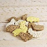 Tierfiguren Mix (Zookekse) schmecken einfach fantastisch und eignen Sich hervorragend als Belohnungshappen für die Hosentasche Hunde Hundekekse Hundekuchen Biskuits
