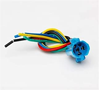 Industriell elektrisk 1pc Färgglada användbara varaktiga 5V 12V 24V 220V 22mm LED Strömknappsbrytare Moment/Låsning Vatten...