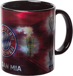 FC Bayern München Tasse Metallic