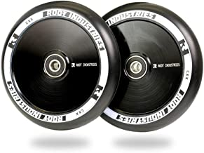 Root Industries Air 120mm Scooter Wheels Black Black (Set of 2)