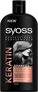 Syoss Keratin Hair Perfection Shampoo 16.9 fl oz