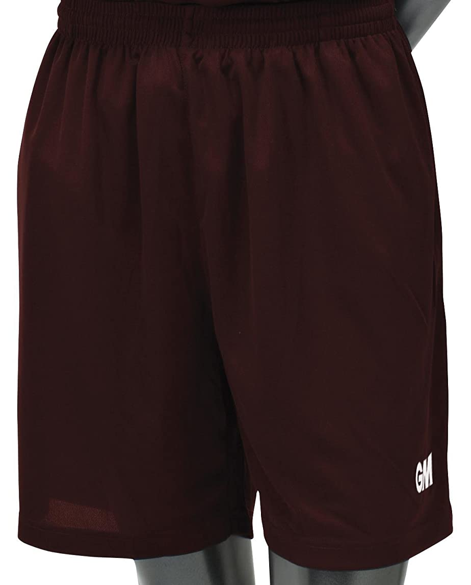 終わらせるドラム手荷物GM Junior Training Shorts Large Boys Maroon