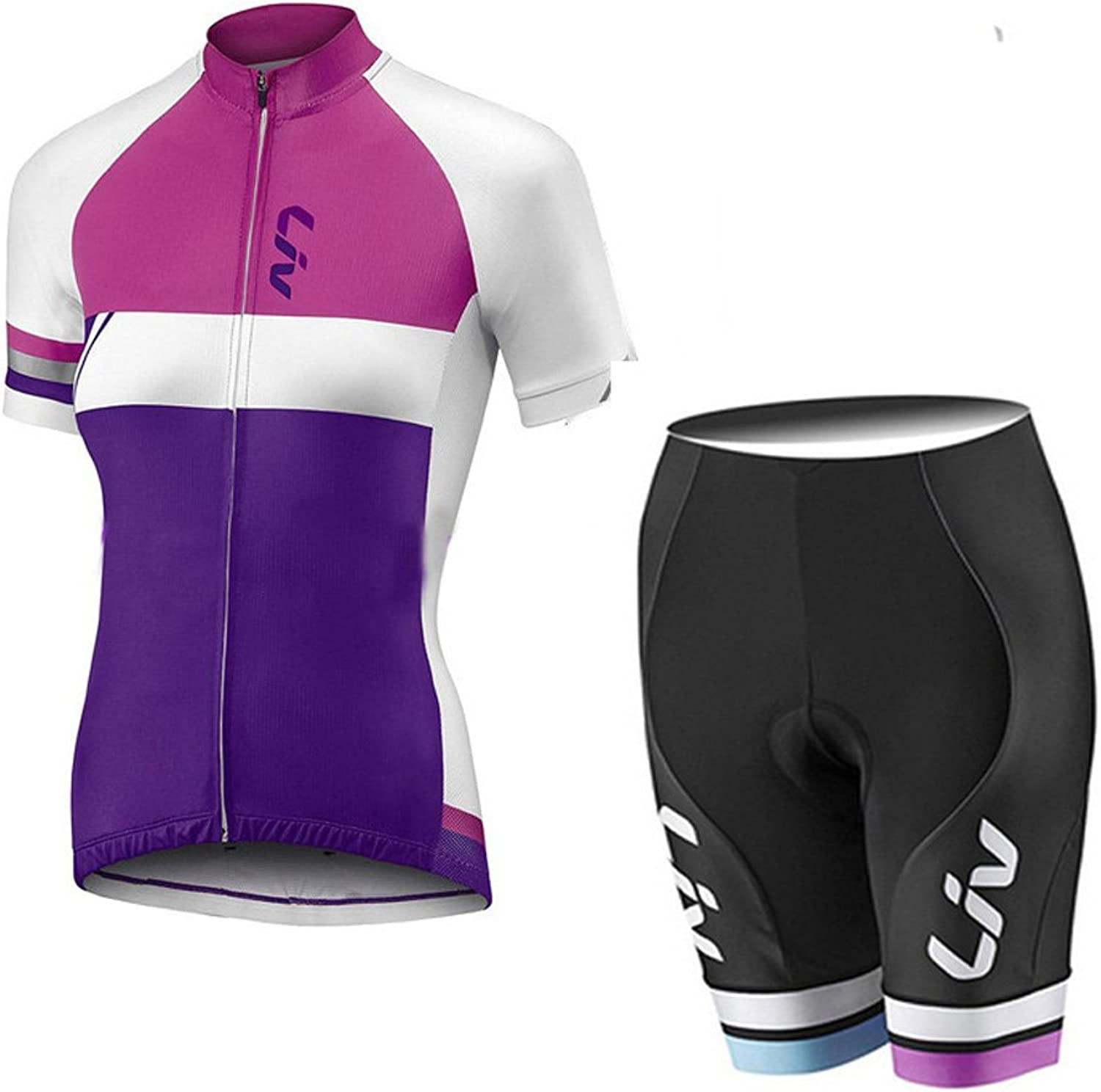 Women Cycling Shirts Bike Tights Suit Biking Jersey Bicycle Jacket Clothing