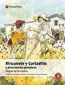 Rinconete Y Cortadillo Y Otras Novelas Ejemplares  - 9788468206851 par De Cervantes