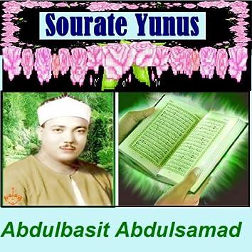 Sourate Yunus (Quran - Coran - Islam)