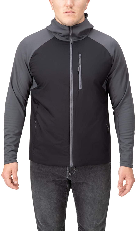 Vertx Men's Manitou Hybrid Hooded Jacket