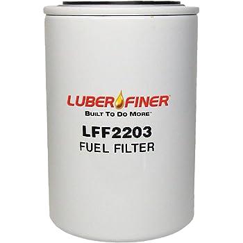 Luber-finer LFF3292 Heavy Duty Fuel Filter