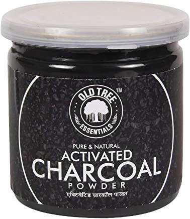 Old Tree Activated Charcoal Powder For Face, 100 g