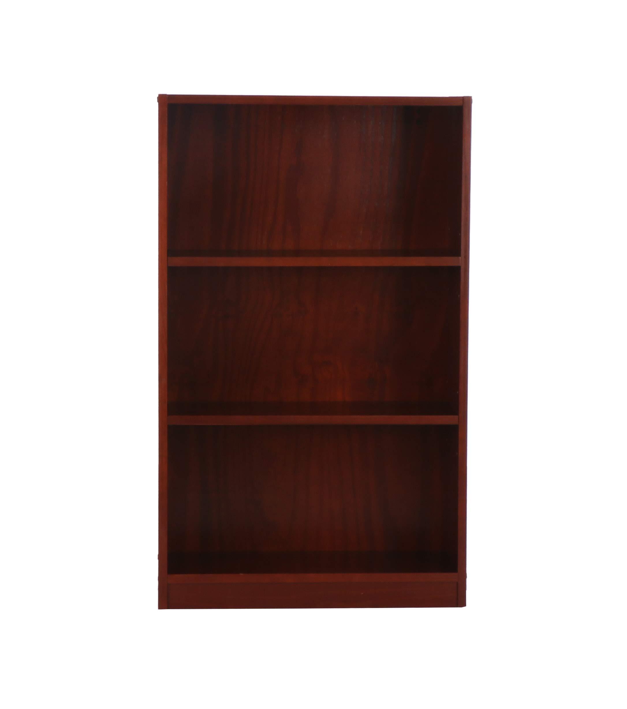 Discovery World Furniture Bookshelf, Merlot, 42-Inch