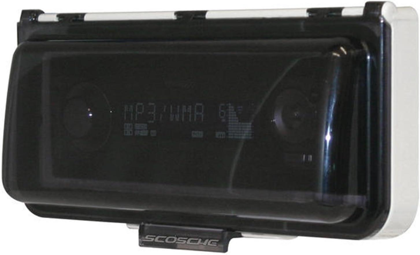 Scosche ACM1W Marine Cover Universal Din W//Automatic Door White