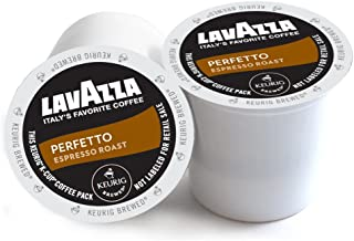 Lavazza Perfetto Keurig 2.0 K-Cup Pack, 64 Count