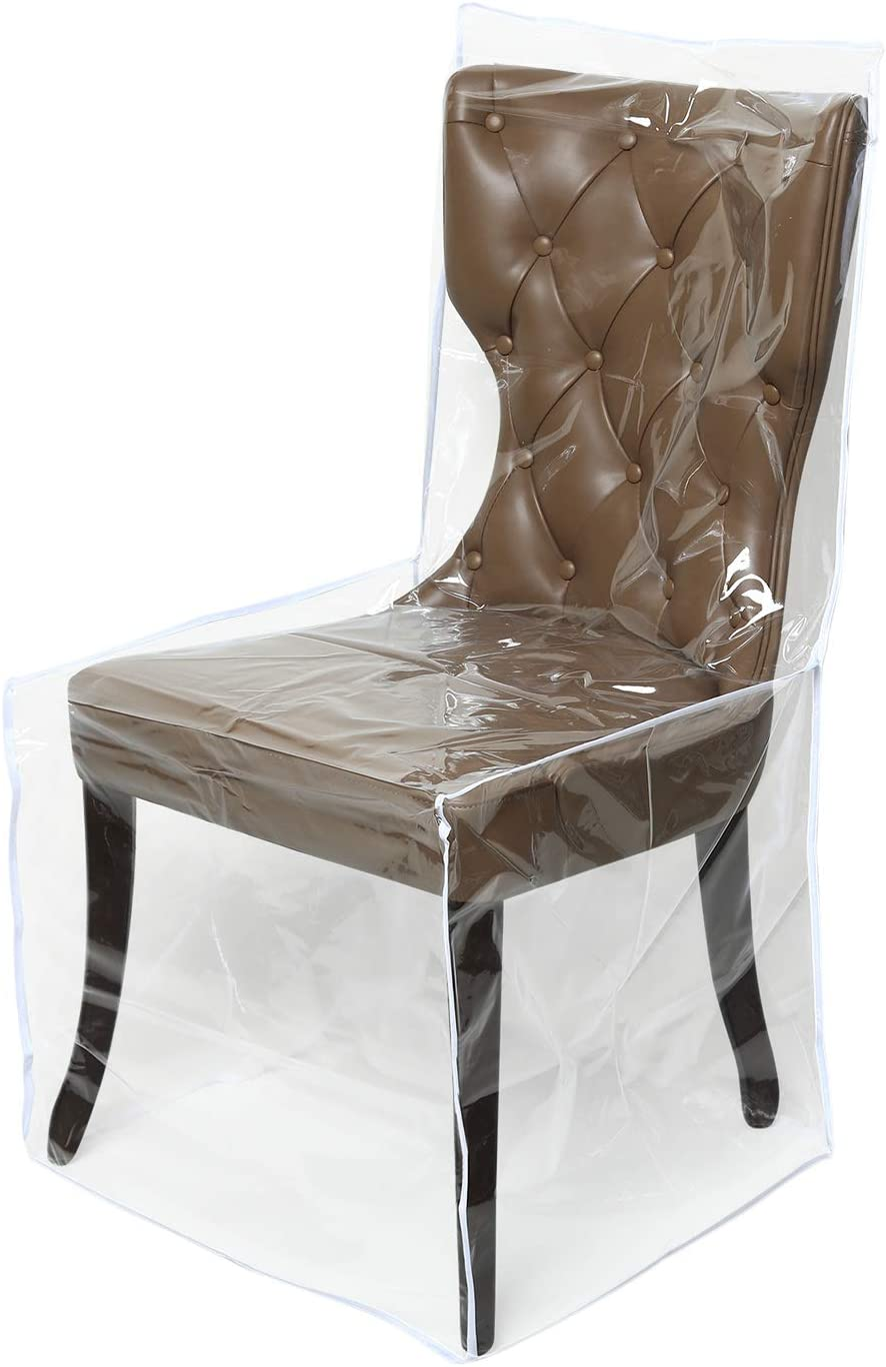 Zipcase 4 Packs All Cover in Alternative dealer Covers Plastic Dinning - Direct stock discount Heav Chair