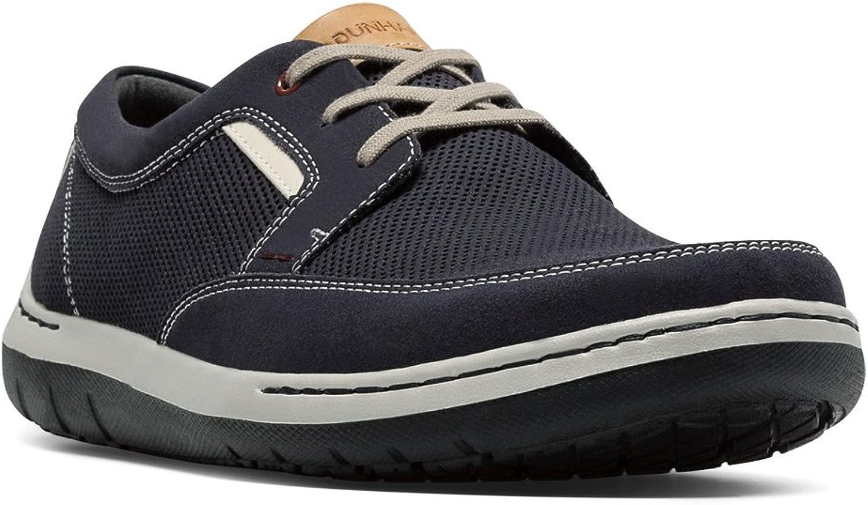 Dunham herrar Fit Lace upp upp upp skor Navy 9.5 2E  uppkopplad