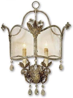 Amazon.com: Savoy House Rothchild 9 – 8104 – 2-128 – Aplique ...