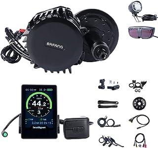 BAFANG BBSHD BBS02B 1000W 750W 500W Ebike Motor LCD Speedmeter Electric Bike Conversion Kit with Display