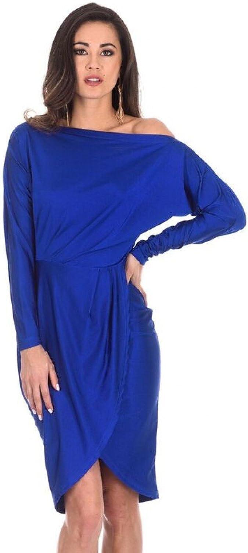 AX Paris Women's Wrap Midi Dress